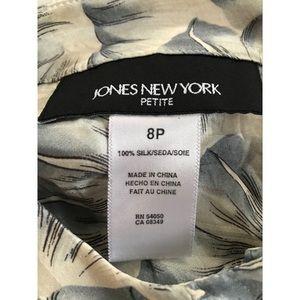Jones New York Tops - Jones New York Petite Top.     8P